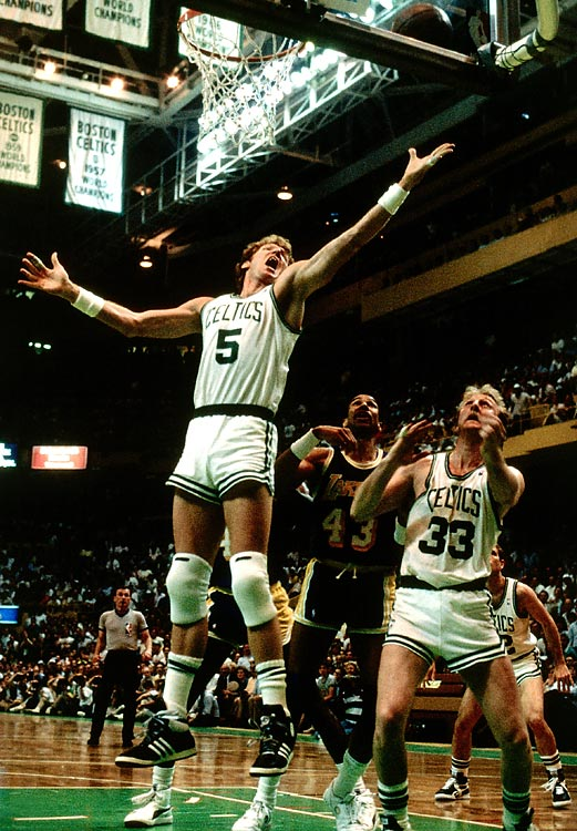 Considered one of the best college basketball players of all-time, Walton went on to win two NBA titles -- one each with Portland (when he was Finals MVP) and Boston.