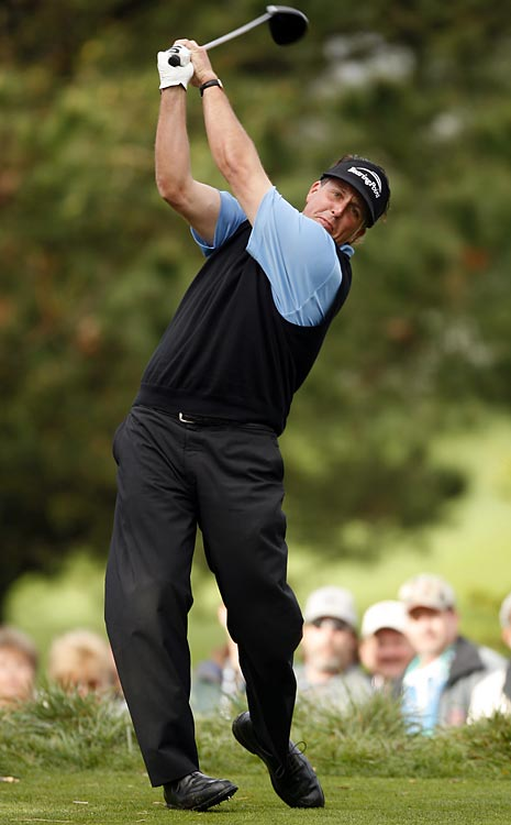 """Golf's """"Lefty"""" turned pro in 1992, and since has racked up 38 wins on the PGA Tour, including four Major Championships. Is he the best left-hander ever to pick up a club?"""