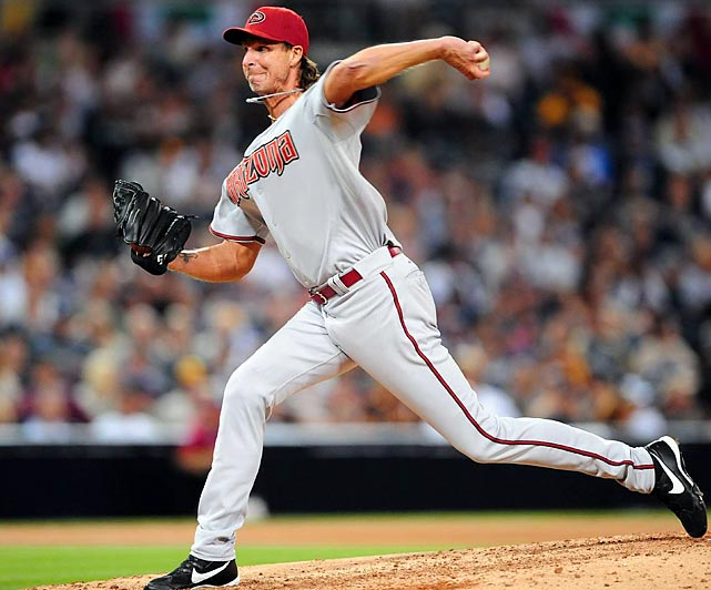 The Big Unit retired in 2009 with more than 300 wins, 4,800 strikeouts and a legacy as one of the most unhittable flame-throwing lefties to ever take the mound.