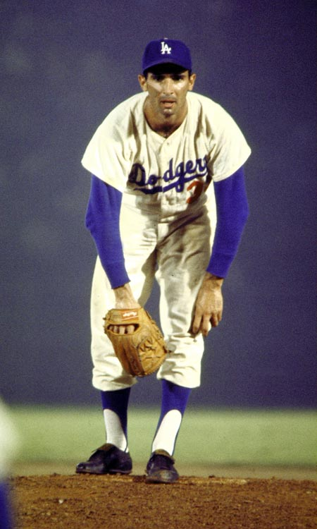 Seven All-Star selections, four World Series rings, three Cy Young awards, one NL MVP and two World Series MVPs are more than enough to land Koufax on this list of famous lefties.
