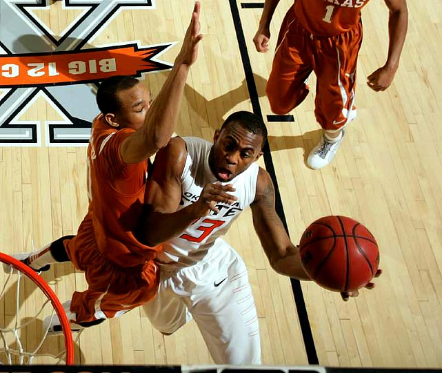 Oklahoma State -- Junior 21 years old 6-6, 195 pounds  Prolific scoring wing player who will excel in an NBA half-court offense.