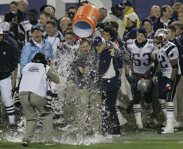 In Jacksonville's lone game, Super Bowl XXXIX at Alltel Stadium, Bill Belichick and the Patriots won their third title in four seasons, beating the Eagles 24-21. Years hosted: 2005.