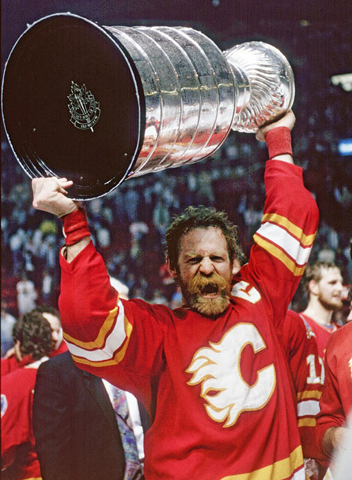 The Calgary Flames defeat the Montreal Candiens 4-2 to claim their first Stanley Cup.