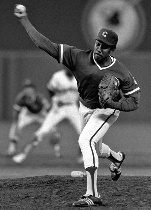 In the third inning of Chicago's 2-1 loss to Padres, Cubs' pitcher Fergie Jenkins whiffs shortstop Gary Templeton to record his 3,000th career strikeout. The Canadian-born hurler becomes the seventh pitcher in major league history to reach the milestone.