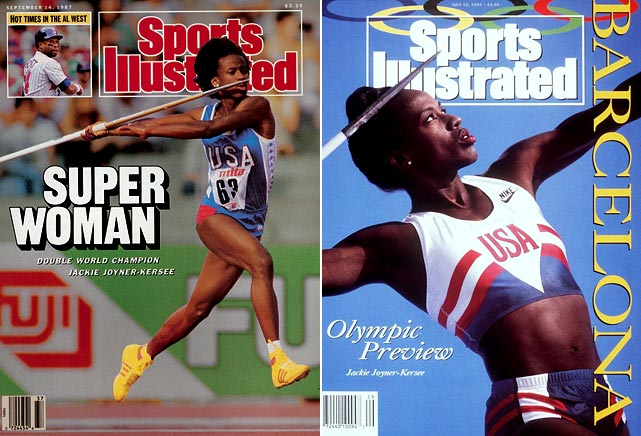 Sports Illustrated rated her the best female athlete of the 20th Century.