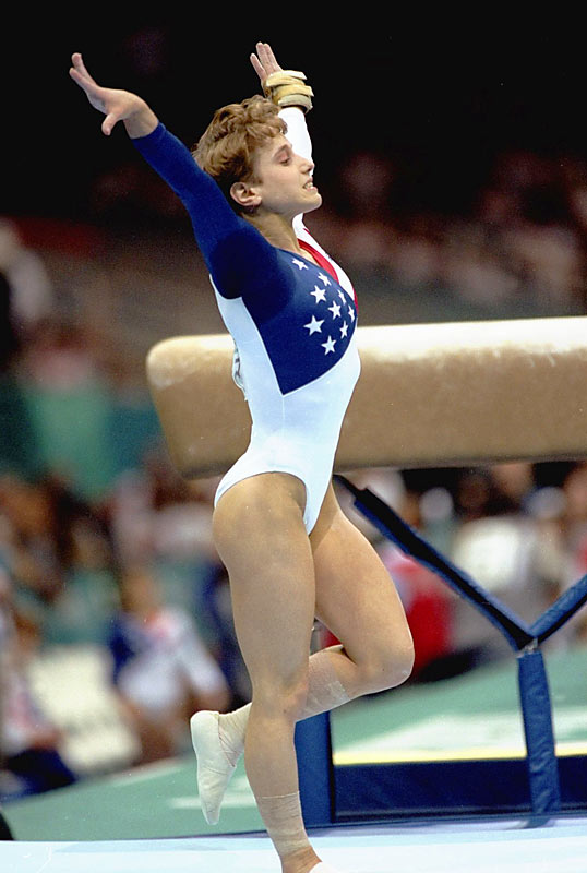 """Atlanta played host to the 1996 Summer Olympics, unofficially known as the """"Centennial Olympics."""" Athletes from 197 nations competed in 271 events in over 26 different sports from July 19 to August 4. The Games were highlighted by the heroics of American gymnast Kerri Strug and the USA women's soccer team, but also marred by the Centennial Olympic Park bombing on July 27."""