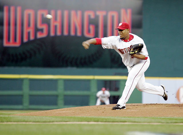 After 33 years without a baseball team to call its own, Washington D.C. welcomed the former Montreal Expos to RFK Stadium. Renamed the Washington Nationals, the team took the field for its home opener before a sellout crowd of 45,596. President George W. Bush threw out the ceremonial first pitch before the Nationals christened their new home with a 5-3 victory against the Arizona Diamondbacks.
