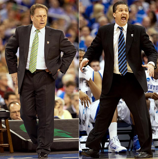 "After owner Dan Gilbert said the star free-agent-to-be would not have a say in the team's search for a head coach, James said he was ""100 percent behind"" the Cavs pursuit of Tom Izzo. The Michigan State coach never spoke directly to James and decided to stay in East Lansing. Rumors of a package deal between Kentucky coach John Calipari and James being delivered to Chicago heated up but never boiled over. The high-profile marriage supposedly being brokered by NBA back-channel international man of mystery William ""Worldwide"" Wesley dissipated when the Bulls hired Celtics assistant Tom Thibodeau."