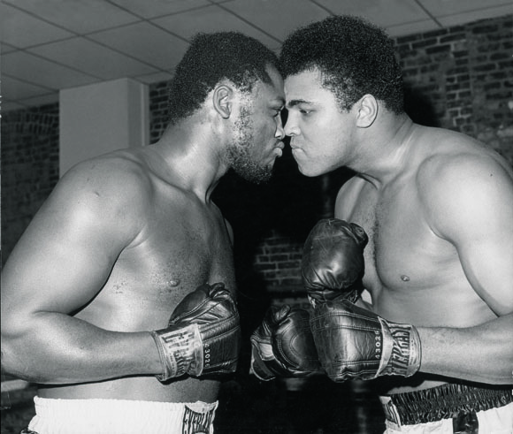 "Smokin Joe and The Greatest fought three times: in the 1971 ""Fight of the Century"", in 1974, for Ali-Frazier II, and in 1975, aka The Thrilla in Manilla. Frazier won the first and Ali won the next two. The fights were some of greatest of 20th century boxing and helped stoke a rivalry that was as heated outside the ring as it was in it."