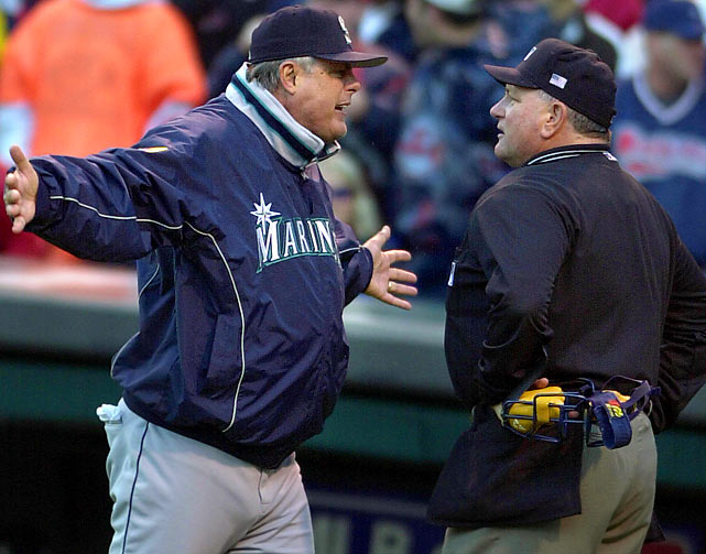 Piniella's Mariners tied the major league-record with 116 wins in 2001 behind strong seasons from the pitching staff and a .350 season from first-year right fielder Ichiro Suzuki. They would go on to lose in the ALCS to the Yankees.