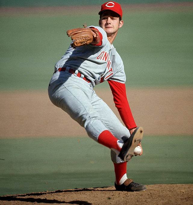 Gullett was a fixture in the rotation for the Big Red Machine of the 1980s, posting double-digit wins five times by 1976, when he was 25 years old. He won 14 more for the Yankees in 1977 but pitched only eight games in 1978 due to arm trouble. He missed both the 1979 and1980 seasons with rotator cuff and shoulder injuries and never pitched in the majors again.