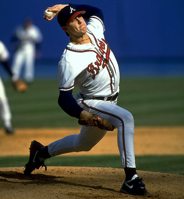 The Hall of Fame trio of Tom Glavine, John Smoltz and Greg Maddux gets most of the credit for the Braves' run of success in the 1990s, but the best pitcher on their early World Series teams was Steve Avery. At 21 in 1991, he won 18 games and was named NLCS MVP. He won 18 games again in 1993 and made the All-Star team but his arm began hurting shortly thereafter. He never again posted an ERA under 4.00, won as many as 10 games just once and retired after the 2003 season.