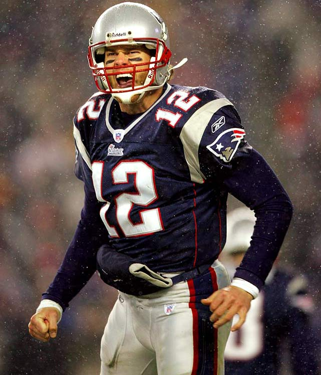 Tough call over Terry Bradshaw but Brady gets the top spot for winning in a tougher era. He's 111-34 as a starter, including 14-4 in the postseason and holds the NFL record for the most consecutive wins (10) in the postseason. Plus, well, Gisele.Runner-up: Terry BradshawWorthy of consideration: John Brodie, Randall Cunningham, Bob Griese, Jim Kelly, Joe Namath, Ken Stabler, Roger Staubach, Doug Williams
