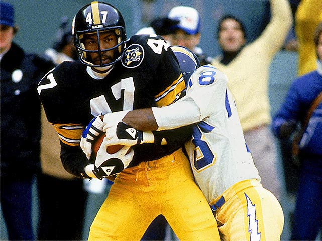 Blount was the best cornerback of his era and a four-time champion with the Steelers. He was the NFL's defensive MVP in 1975 and played in five Pro Bowls.Runner-up: Joey BrownerWorthy of consideration: Glenn Blackwood, LeRoy Irvin, John Lynch