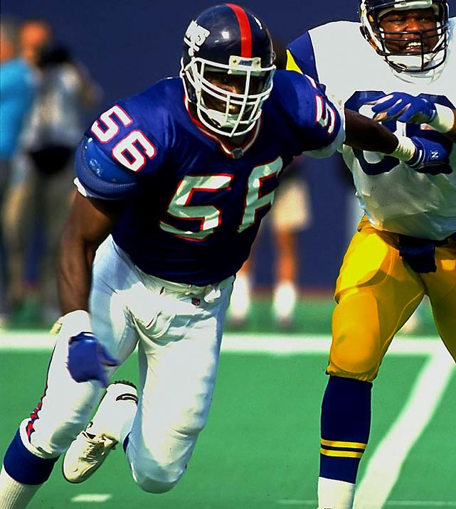 Might be the easiest choice of them all: The league's greatest outside linebacker.Runner-up: Chris DolemanWorthy of consideration: Bill Hewitt, Shawne Merriman, Hardy Nickerson, Jerry Robinson, Joe Schmidt, Pat Swilling, Andre Tippett