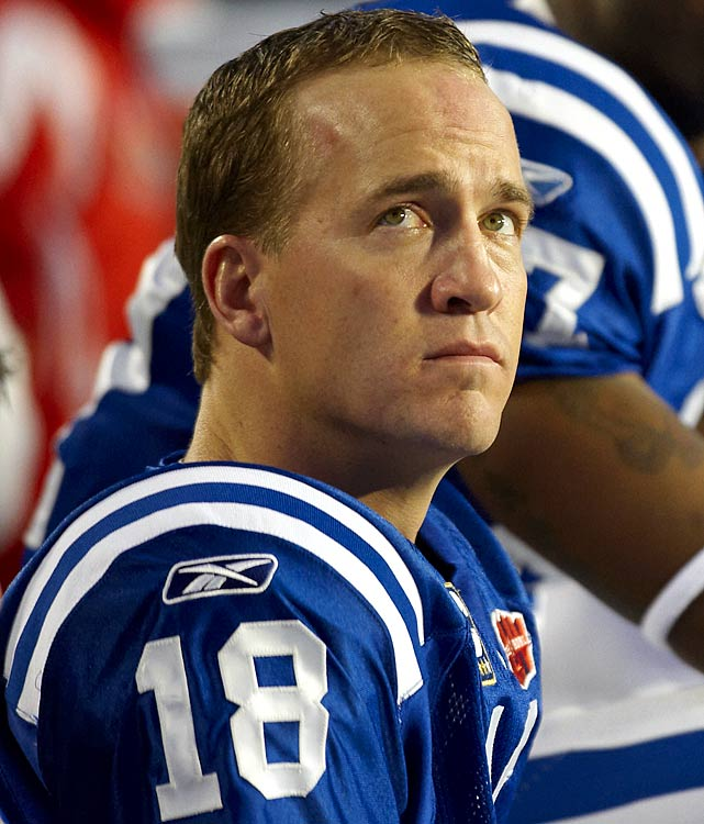 Some people say it has its own gravitational pull. It's a popular topic on football forums. Manning's forehead even has its own Facebook page. But, hey, it's mostly jealousy. That big football brain has to go somewhere, doesn't it?