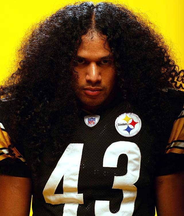 Steelers safety Troy Polamalu isn't the only NFL star with a million-dollar look (at least for insurance purposes). Here are some of the more notable trademark body parts, fashion statements and accessories that should be insured on the heels of  Tuesday's announcement that Polamalu's locks have been covered for $1 million through Lloyds of London.