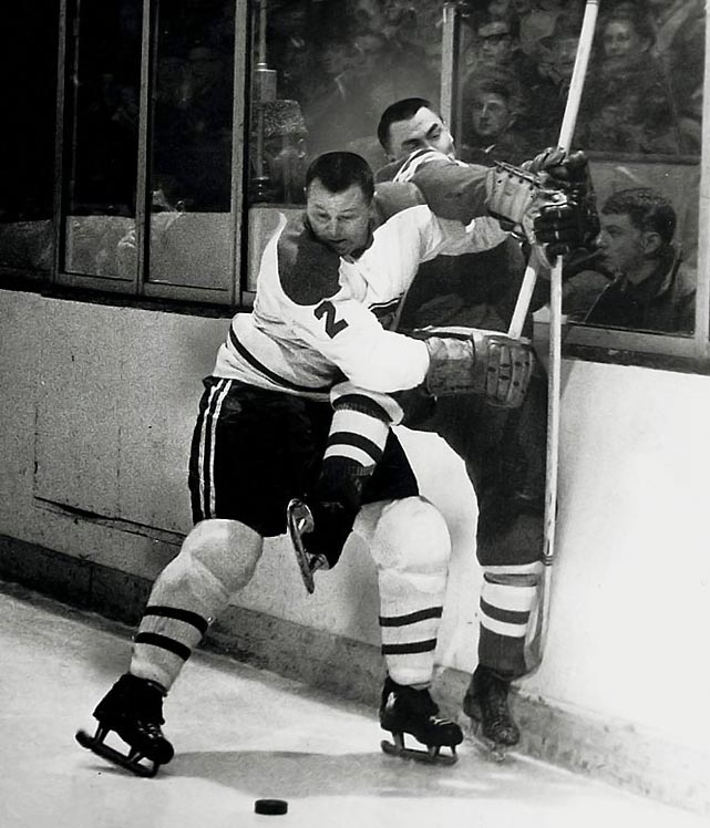 Feel free to make an argument for Eddie Shore, but it's impossible to ignore 10 first team all-star berths and seven Norris trophies.