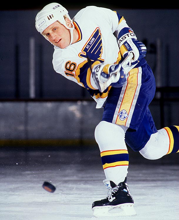 The Golden Jet wore this number for five seasons, but it was the Golden Brett who made it his own with 741 career goals and one of the biggest personalities the game's ever seen.