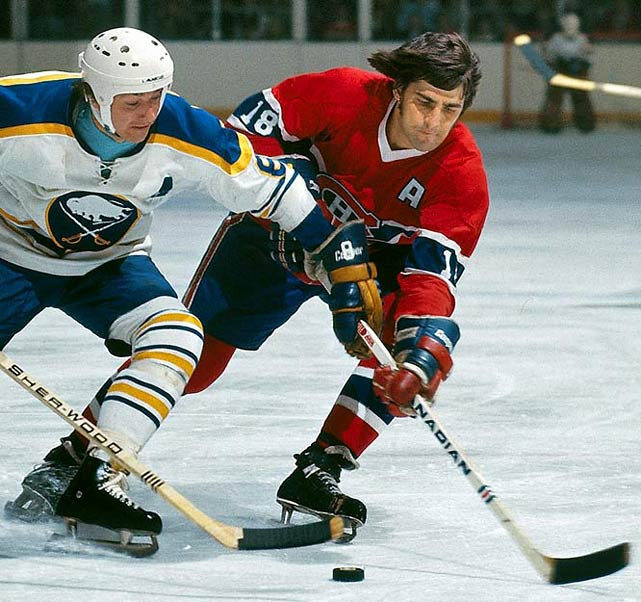 Nod goes to the Hall of Famer and 1968 Conn Smythe-winner...despite a strong write-in campaign for Rory Fitzpatrick.