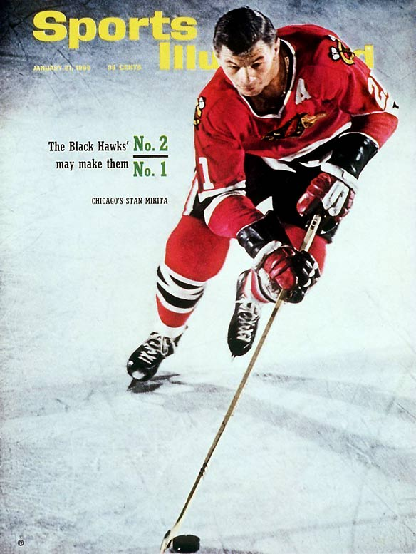 From Dr. Hook to Lady Byng, he was the premier pivot of the 1960s.