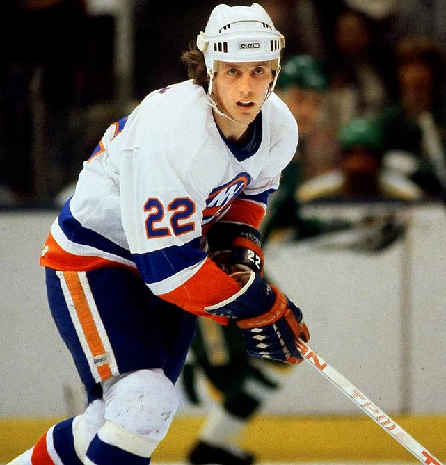 He scored 53 goals as a rookie in 1977-78, the first of his nine straight 50-plus seasons that included four Stanley Cups. (He was the 1982 Conn Smythe-winner.) Bossy's career average of .762 goals per game is the highest percentage in NHL history.