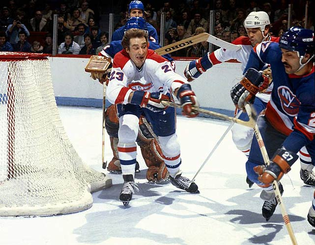 Famed Soviet coach Anatoli Tarasov called the owner of the Selke Trophy from 1978-81 the best all-around player in the world.