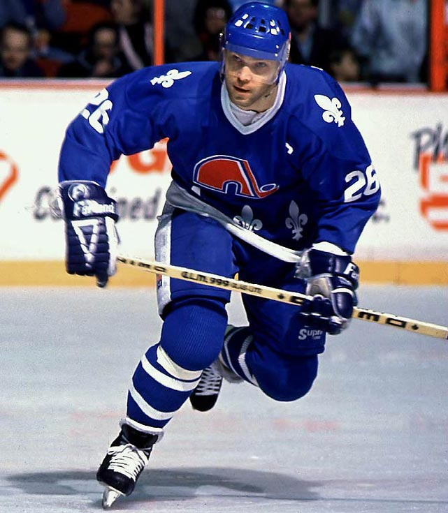 The Czech defector scored 1,059 points in the 1980s and was the first European-born and trained player to enter the Hall of Fame.