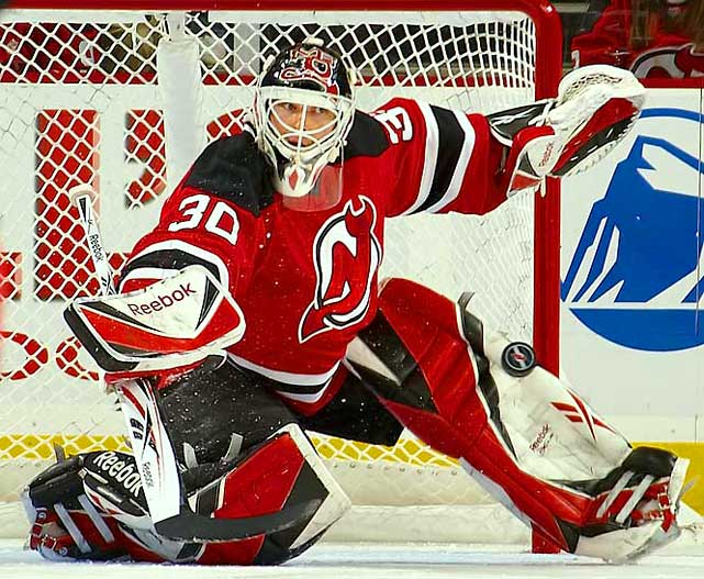 You can't go wrong with the NHL's all-time wins and shutouts leader.