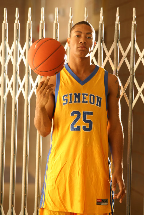 With Rose leading the way, Simeon also won back-to-back state titles to become the first Chicago Public League school to achieve the feat. The Wolverines' overall record during Rose's career was 120-12.