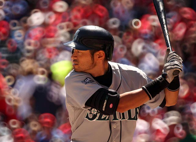 Japan's struggles are very personal for Ichiro Suzuki.  In 1995, Ichiro led the Orix BlueWave to a Pacific League title, in the process inspiring an earthquake-devastated city of Kobe.  Now a member of the Seattle Mariners, Ichiro donated $1.2 million to the Red Cross to aid in recovery efforts.