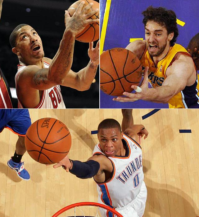 Who says scoring is selfish? From March 25-27, several NBA players pledged to donate $1,000 for every point they scored.  Numerous players had engaged in a similar act of charity the year before for the Haitian relief efforts.  This year on March 25, Derrick Rose, Pau Gasol and Russell Westbrook raised $69,000 alone.