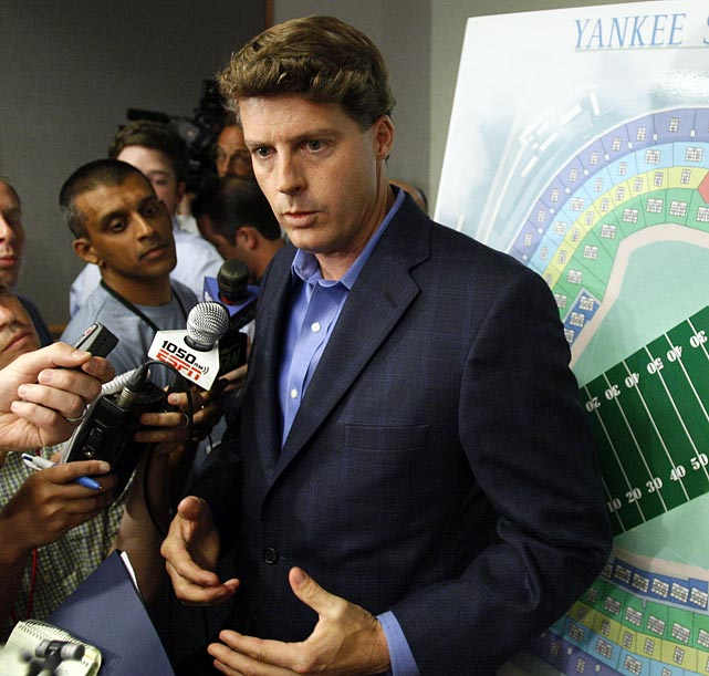 """The Yankees donated $100,000 to the rescue and relief efforts, splitting their total between the Salvation Army and the Red Cross. """"We hope that the international community does everything in its power to support and assist the Japanese people in their time of need,"""" managing general partner Hal Steinbrenner said."""