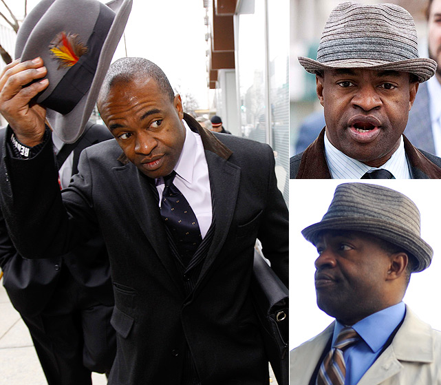 Federal Fedoras? DeMaurice Smith, executive director of the disbanded NFLPA, showed up at mediation sessions in D.C. and court hearings in Minneapolis with an array of headware.