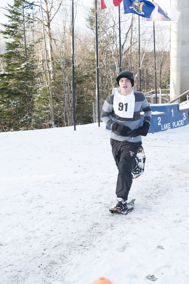 Kenneth Roy (age 14, New Boces, Wyoming) is one of a handful of teens who will be competing in the Special Olympics World Winter Games, January 29-February 5 in South Korea. Kenneth has competed in Special Olympics Wyoming three times, but Korea will be his first international competition. He'll go for gold in snowshoeing.