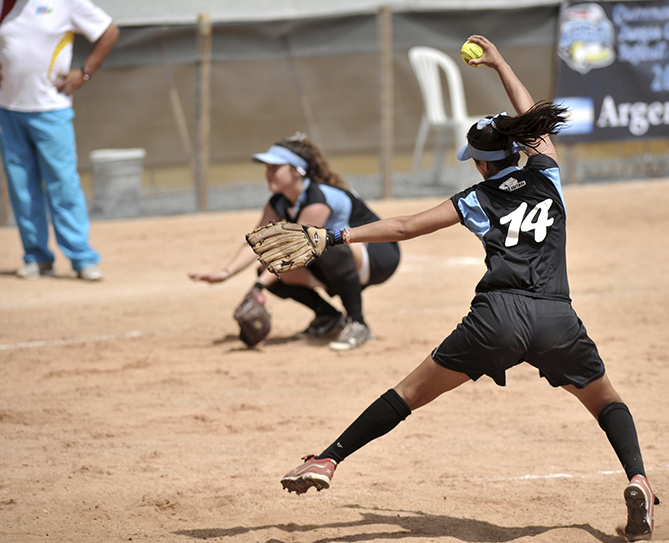 I like to play softball in the summer with my friends because it is great for exercising and staying fit and is fun to play! — Lynn, 13, North Carolina