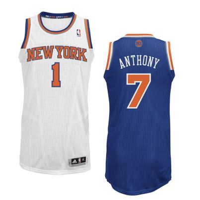 outlet store 895f7 c3f1a New York Knicks Unveil New Uniforms For the 2012-13 Season ...