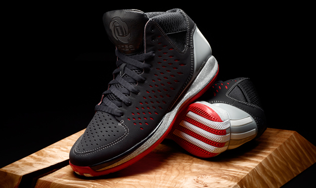 68a85212ab3f2b Check Out Derrick Rose s New Chicago-Inspired Shoe and Watch Episode 3 of  The Return