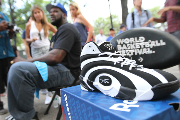 big sale meet preview of Shaq and Reebok Bring Classic Shaqnosis and Attaqs Back to ...