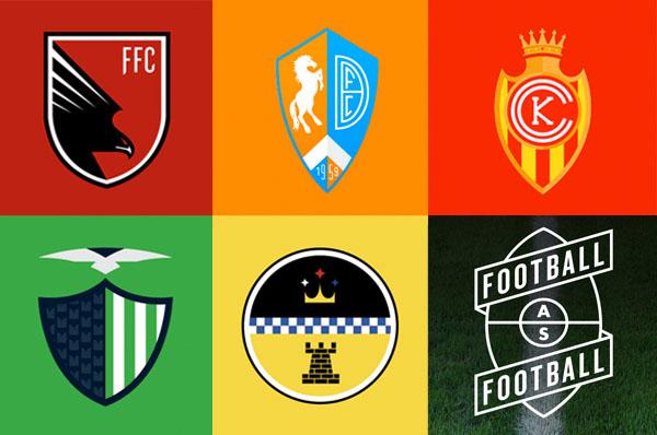 Football Logos as Futbol Badges   SI Kids
