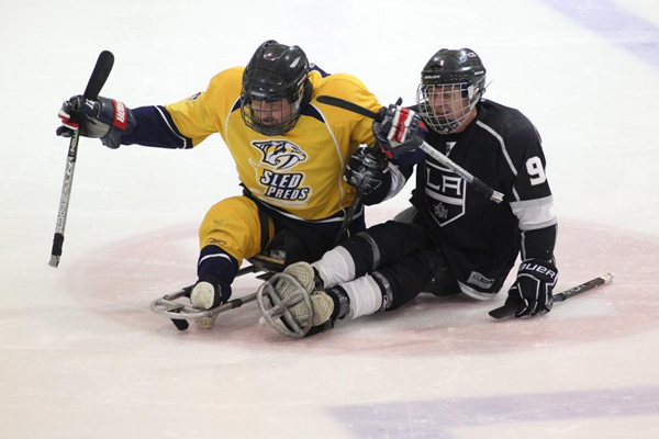 Pittsburgh Hosts Fourth Annual Sled Hockey Tournament Si Kids