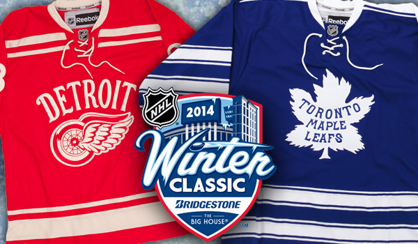 Creating the 2014 Winter Classic Jerseys  c45309ec0