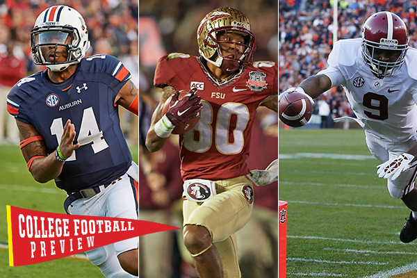 College Football Preview 2014: Big Play Makers   SI Kids