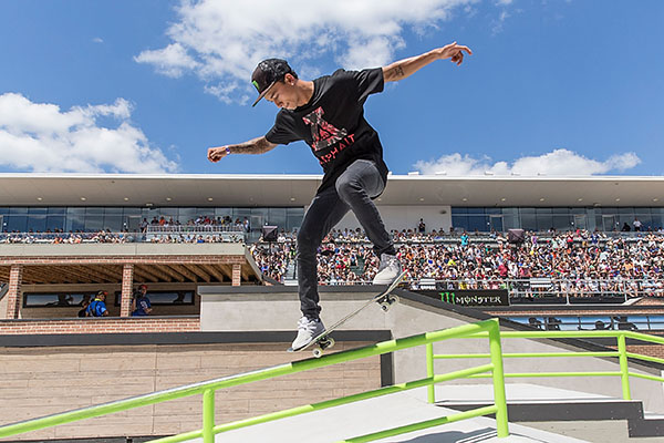 Nyjah Huston: Innovating On And Off The Board | SI Kids