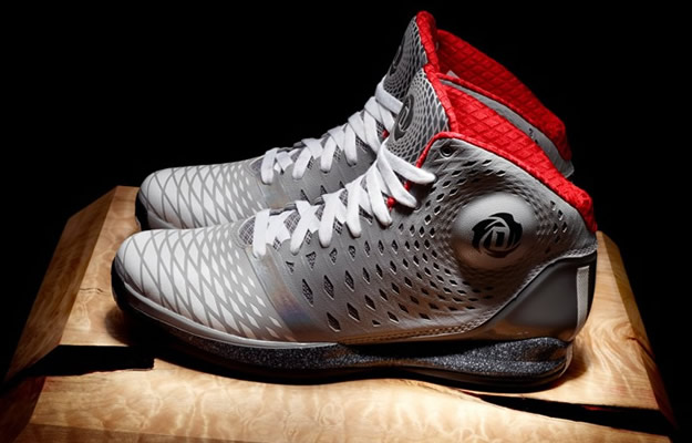 Check Out Derrick Roses New Adidas Sneaker The D Rose 35