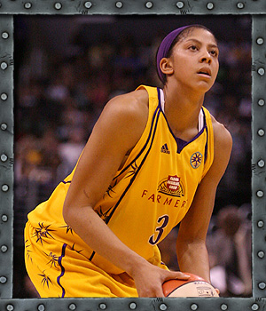 df0b43351d6 There s no doubt that Candace Parker is one of the greatest women s hoops  players ever. The Los Angeles Sparks forward is the only player to win the  WNBA ...