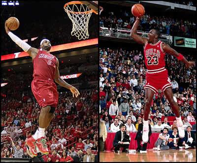 f412d0235384 LeBron vs. Jordan  Can Number 6 Win Six Like 23