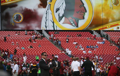 1632d869 The Trouble with the Redskins' Name | SI Kids