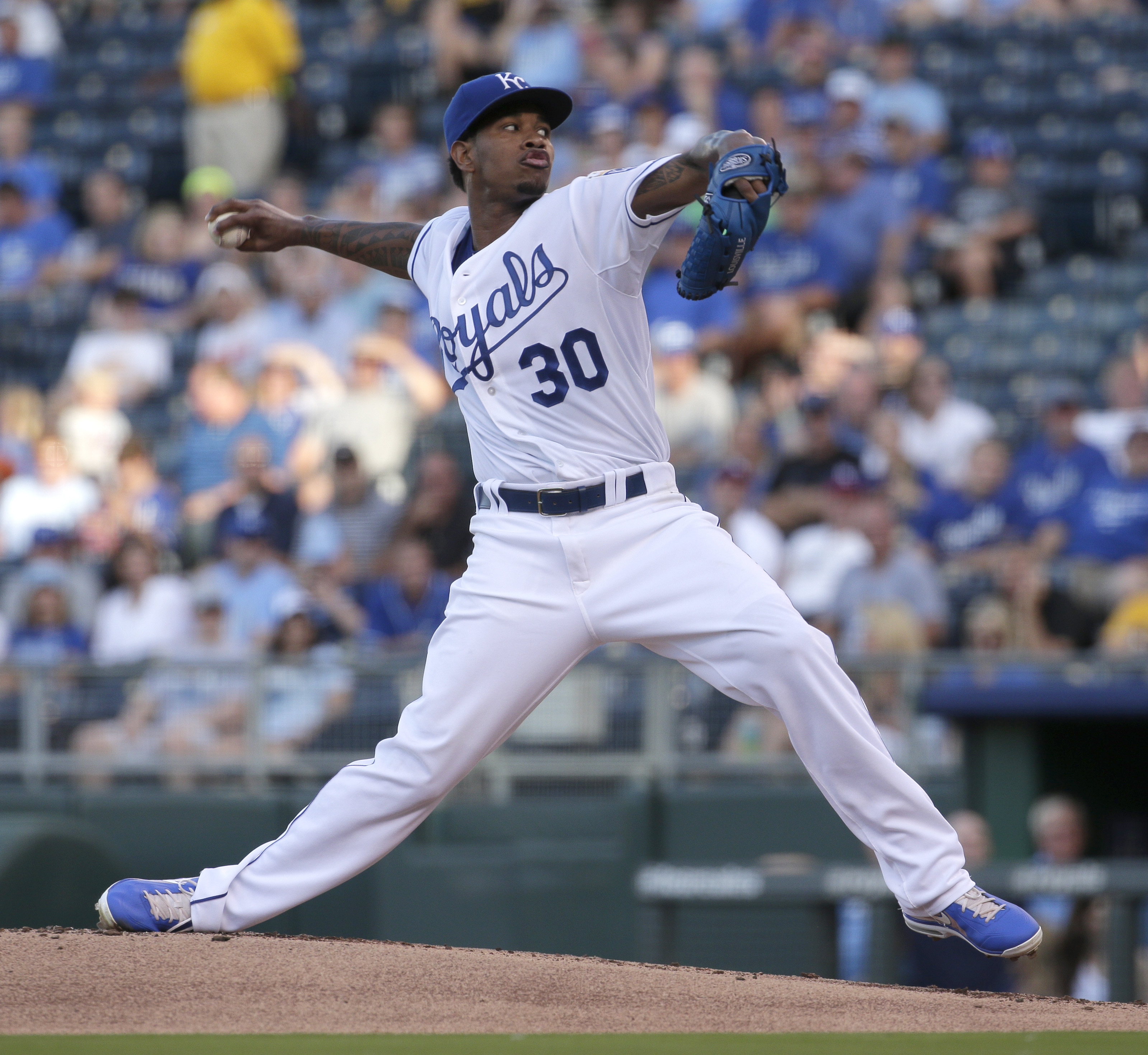 Error Log: Royals Option Ventura To Triple-A Omaha