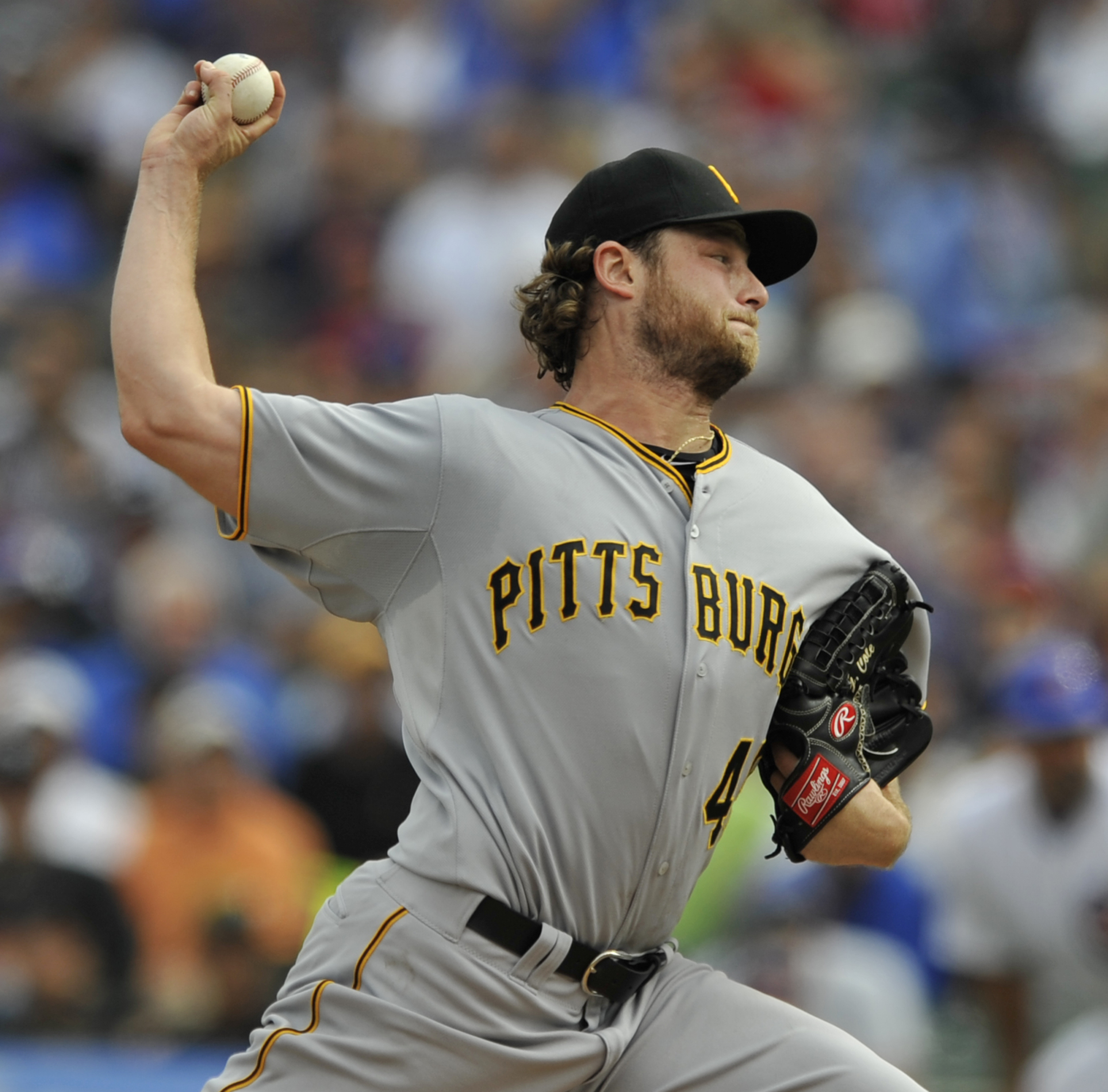 Pittsburgh Pirates starter Gerrit Cole